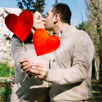 Gravidanza di coppia a Salerno