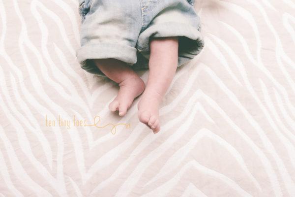 piedini bimbo