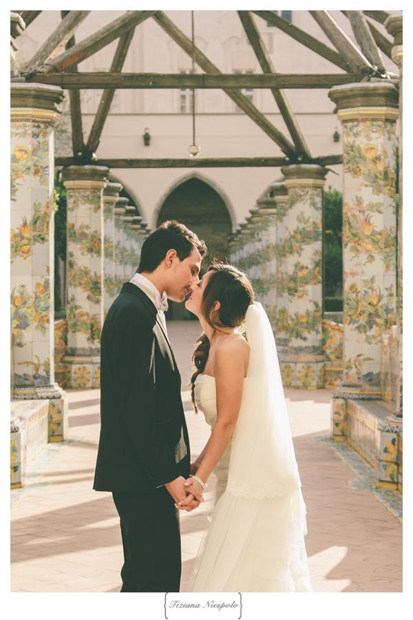 Wedding Day | matrimonio Chiostro di Santa chiara Napoli