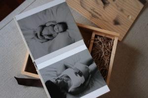 Album Fotografico per Neonato
