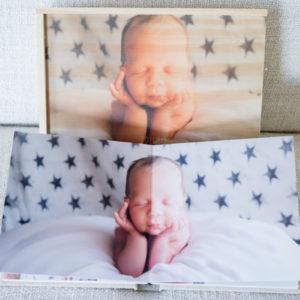 Memory Box – Album Fotografico per Neonato