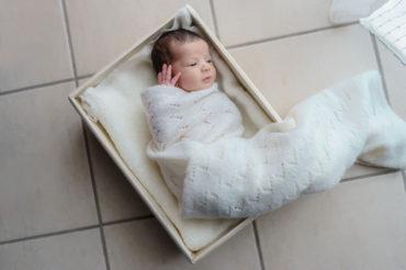 Servizio Fotografico Il Mio Primo Giorno di Vita + Sessione Newborn