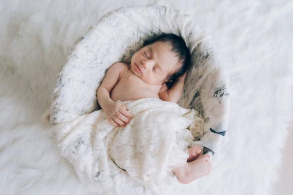 foto neonato vomero