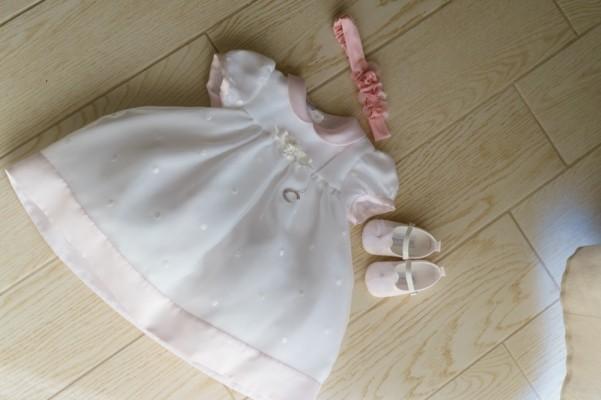 vestito battesimo neonato