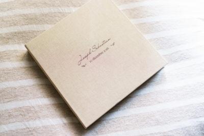 Album Fotografico Attesa e Nascita