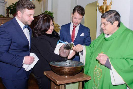 Servizio fotografico Battesimo