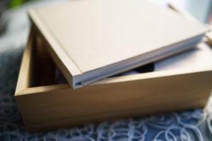 WoodBox Album