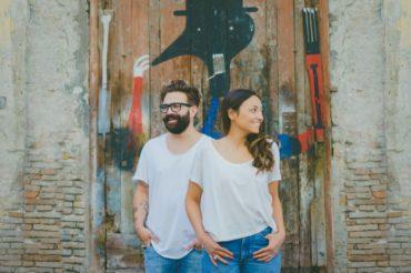 Engagement Photographer Naples: Love at Quartieri Spagnoli