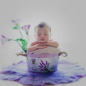 Iris | Foto Neonato Napoli