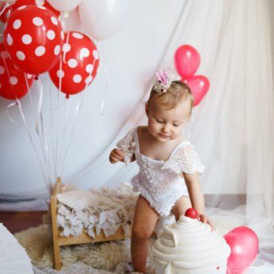 Il Primo Compleanno da Ricordare! Servizio fotografico Bambini