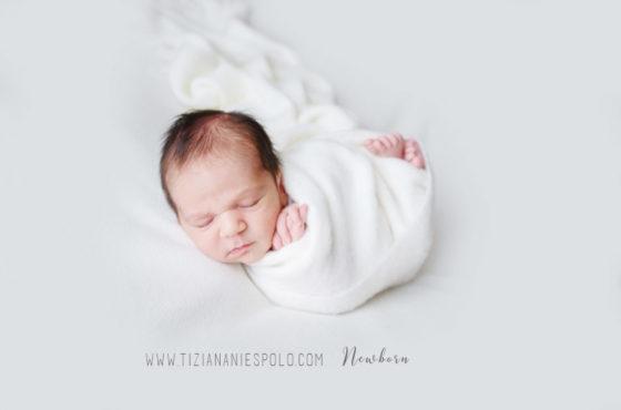un tenero batuffolo – foto newborn napoli