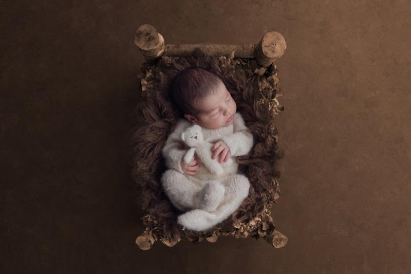 Newborn in Campania