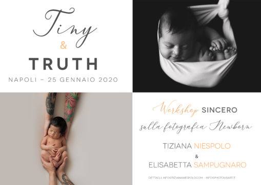 Workshop Fotografia Newborn Napoli