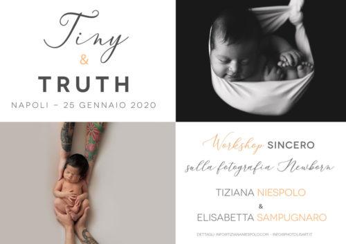 Workshop Fotografia Newborn Napoli