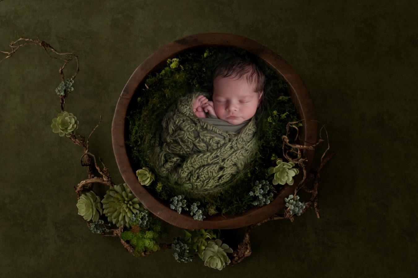 Fotografa new born