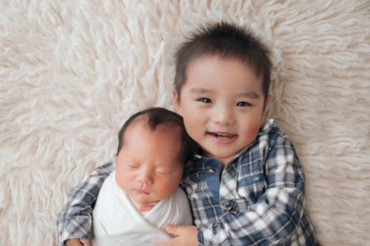 scuola di fotografia newborn