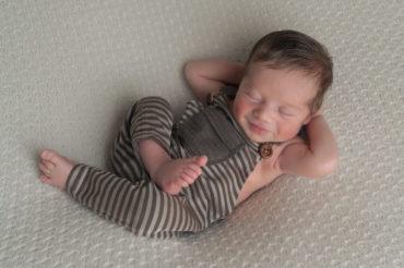 Servizio fotografico newborn a domicilio