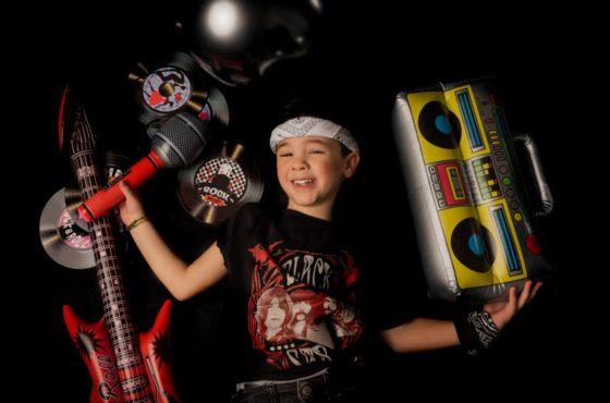BeRock! servizio fotografico per bambini
