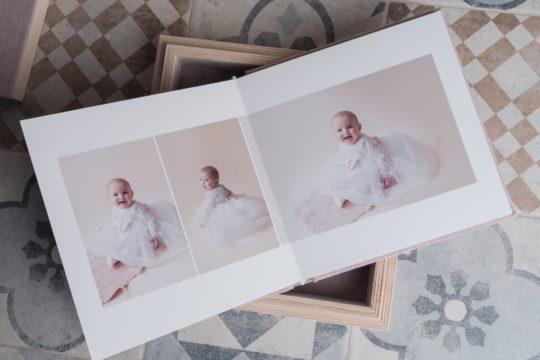 Album fotografico battesimo