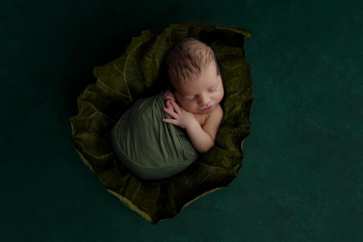 ritratto newborn